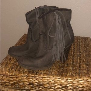 Shoes - Western Booties